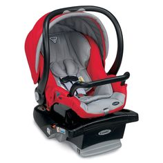 Combi 2013 Shuttle Infant Car Seat - Red