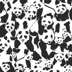 Pandalicious Pandalings Pod Assured Canvas