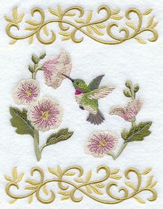 Machine Embroidery Designs at Embroidery Library! - Color Change - D4965