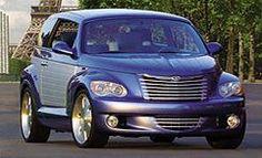 Chrysler PT Cruiser - Car News - Car and Driver