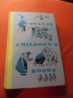 Best In Children's Books. I read some of these stories so many times.  Especially loved the story  with the goose and poppy seed cakes.  Great illustrations!