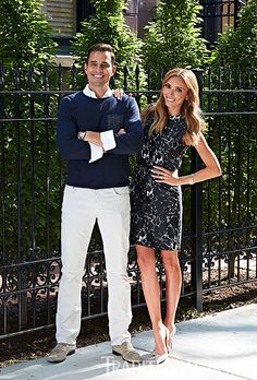 Bill and Giuliana Rancic in Traditional Home 2015