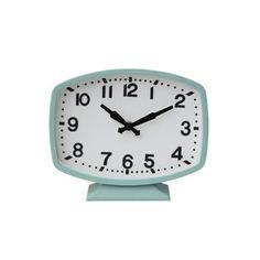Reginald Table Clock