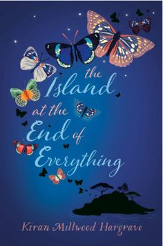 The Island At The End Of Everything by Kiran Millwood Hargrave - Ami lives with her mother on an island where the sea is as blue as the sky. It's all she knows and loves, but her island is to be made into a colony for lepers. Taken from her mother and banished across the sea, Ami faces an uncertain future in an orphanage.  But together with a new friend  she discovers a secret that will lead her on an adventure home. Ami must go back to the island of no return, but will she make it in time?