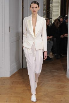See all the Collection photos from Bouchra Jarrar Spring/Summer 2015 Couture now on British Vogue