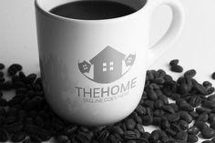 The Home Logo Version 3 by Josuf Media on House Keys, Home Logo, Custom Logo Design, Vector Pattern, Flyer Design, Background Images, The Creator, Layout, Logos