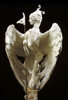 """""""Venetian Harpy"""" by Forest Rogers. http://forestrogers.com/"""