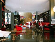 CitizenM Hotel Bankside London By Concrete Architectural Associates – 03 | Designalmic