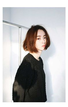 Really Beautiful Brown Bob Hairstyles // #Beautiful #BROWN #Hairstyles #really