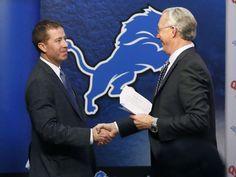 Detroit Lions Players on Pinterest | Detroit Lions, Calvin Johnson ...