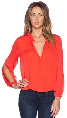 Love Love LOVE this Blouse! The Split Sleeves are AWESOME!