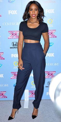 Kelly Rowland : comme elle, on joue sur les volumes et les longueurs !