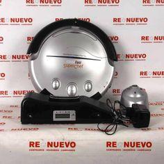 #Robot inteligente de limpieza #SUPERCHEF #CF400 E271276 | Tienda online de segunda mano en Barcelona Re-Nuevo #segundamano