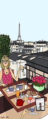 Paris en terrasse
