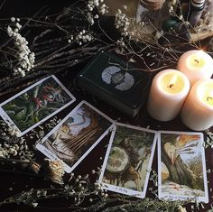 Here is your weekly Tarot guidance. Today I'm using the Wildwood Tarot. I can usually only work…""