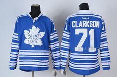 http://www.xjersey.com/maple-leafs-71-clarkson-blue-classic-jerseys.html MAPLE LEAFS 71 CLARKSON BLUE CLASSIC JERSEYS Only 43.52€ , Free Shipping!