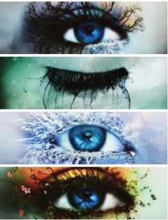 Different eyes. Different stories. T A H E R E H  M A F I . ♥