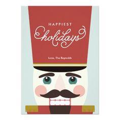 Happiest Nutcracker Holidays Card