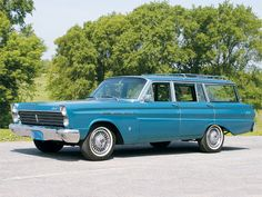 1965 Mercury Comet Villager - Mustang & Fords Magazine