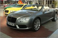 Bentley Driving Experience New Continental GT Speed 2012 - Review