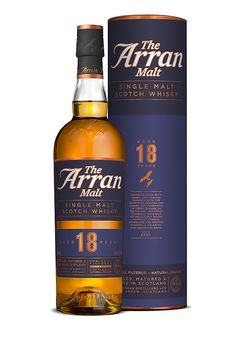 The Return of the Arran 18 Year Old