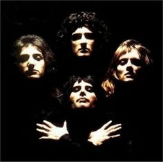 Queen - Bohemian Rhapsody by fannie