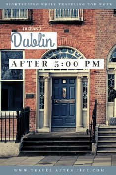 Dublin is a fun Irish city with plenty to do after work. With the extensive history, you're bound to Dublin Travel, Dublin City, Ireland Travel, Grafton Street, Atlantic Canada, Pub Crawl, Weekend Trips, Weekend Getaways, Scotland Travel