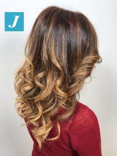 Degradé Joelle for you! #cdj #degradejoelle #tagliopuntearia #degradé #igers #musthave #hair #hairstyle #haircolour #longhair #ootd #hairfashion #madeinitaly #wellastudionyc
