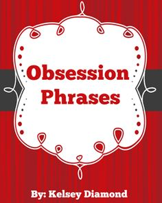 Obsession Phrases is a online relationship guide which is prepared by Kelsey Diamond who is a relationship and dating expert. The secret phrases which are words with strong emotions have great effects on every man and make them highly influenced. Marriage Advice, Dating Advice, Relationship Advice, Relationships, Phrase Book, Art Of Seduction, Happy Reading, Relationship Problems, Secret Obsession