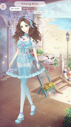 Cute Dress Up Diary, Up Game, Harajuku, Cinderella, Anime Art, Disney Characters, Fictional Characters, Disney Princess, Games