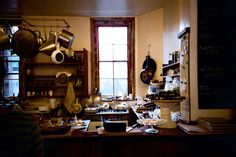 Leila's Shop London - cute little cafe