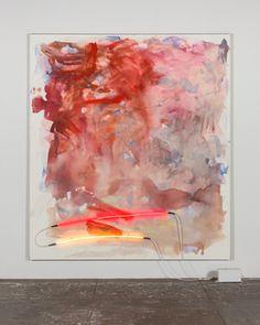 Mary Weatherford, 'Canyon,' 2014, David Kordansky Gallery