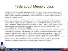 facts about memory loss  Visit us on goimprovememory.com  Via  google images  #memory #memorys #memorylane #memorybox #memoryfoam #memories #memoryloss #improvememory #memoryday #memoryhelp #memorybook