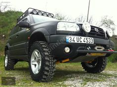 Grand Vitara Off Road Bing Images
