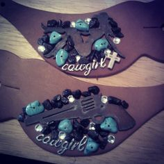 Spurs straps. Follow us on Facebook Double S Rodeo Co.