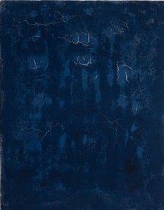 Série Bleu Monochrome P Pastor