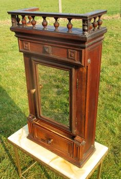 69 Best Antique Medicine Amp Curio Cabinets Images In 2017