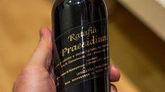 Abruzzo Ratafia Praesidium, Montepulciano cherry liqueur, chocolate wine