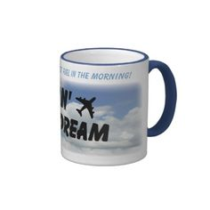 I love the smell of jet fuel in the morning! coffee mugs
