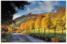 The Road To Glen Lyon - PhotoClassical.com