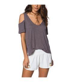 O´Neill Katrina Cold Shoulder Knit Top