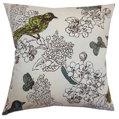 Nesting Pillow in Seagrass (Set of 2)