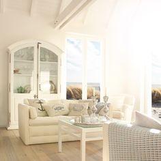 Wunderschönes Seaside-Ambiente! Maritimer Flair für dein zu Hause: http://zln.do/seaside-ambiente