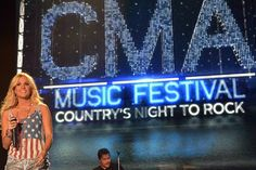 June 8, #CMA Music Festival Stages and Schedule : Country's Night To Rock