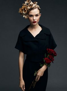 ❀ Flower Maiden Fantasy ❀ beautiful photography of women and flowers - LBD Chic