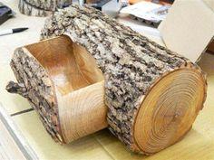 Sublime boite en bois... ...
