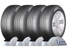 Conjunto 4 Pneus Michelin 195/65 R15 91H - Energy XM2 Green X