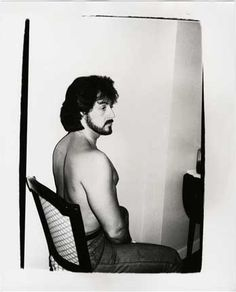 Sly Stallone (Rocky), just one of Andy Warhol's portraits on view at La Salle University Art Museum until June 28, 2012.