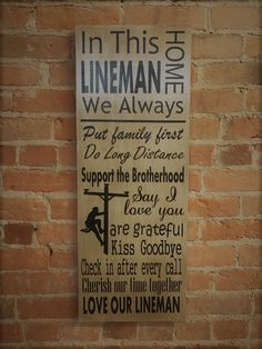 Lineman Barn, LLC - Lineman T-Shirts, Decals and More!