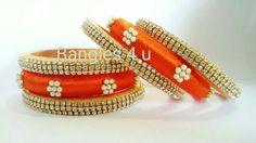 #wedding #silk #silk thread bangles #silk thread #jewellery #bangels #s